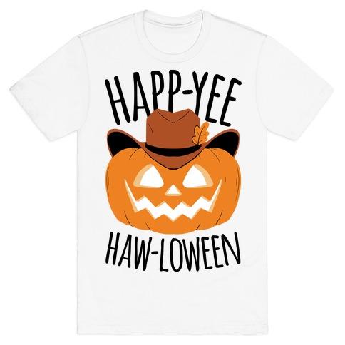 Happ-YEE HAW-loween T-Shirt