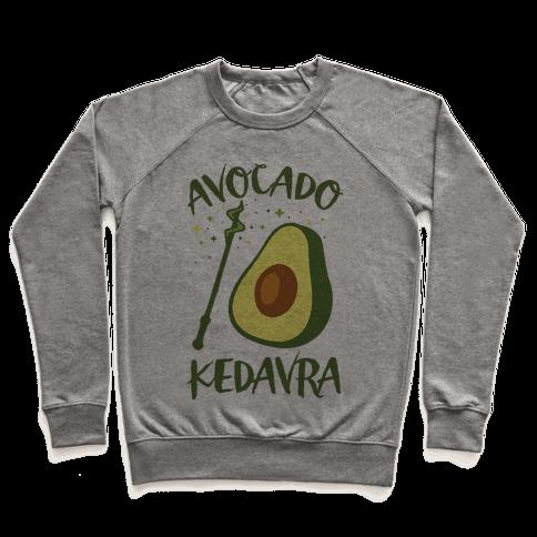 Avocado Kedavra Pullover