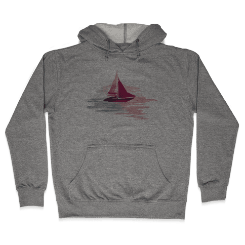 Sail The Seas Hooded Sweatshirt