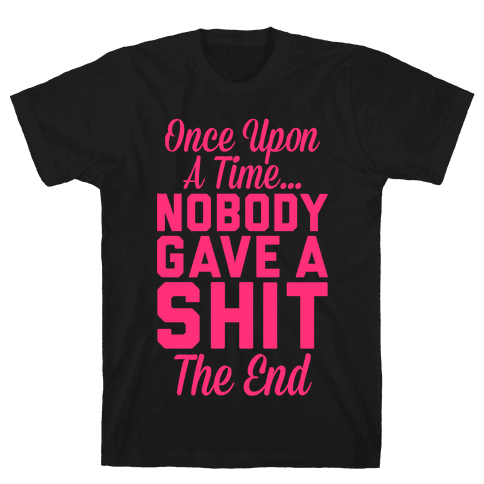 Once Upon A Time Mens T-Shirt