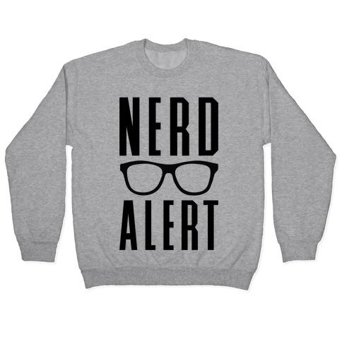 Nerd Alert Pullover