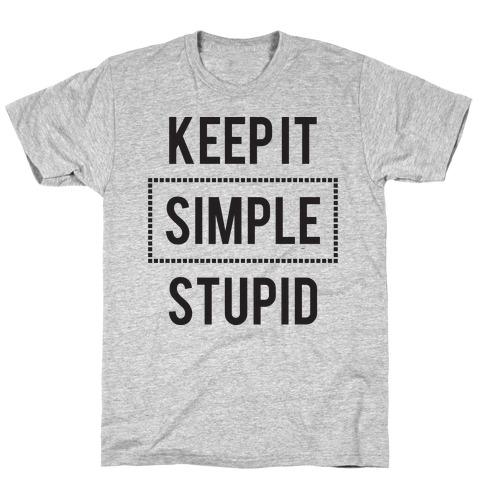 K.I.S.S (Dark) T-Shirt