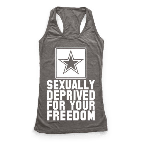 Sexually Deprived For Your Freedom