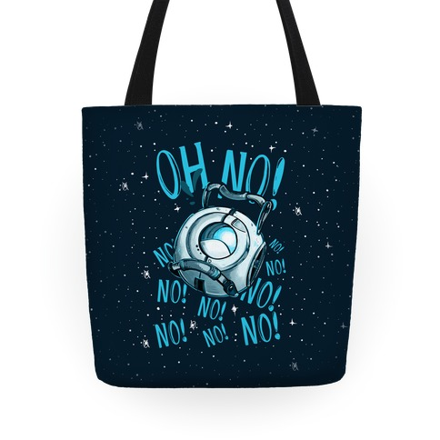 Oh No! (Wheatley) Tote