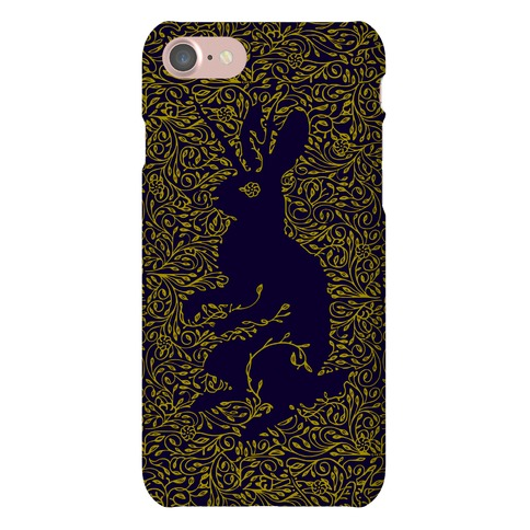 Hidden Jackalope Phone Case