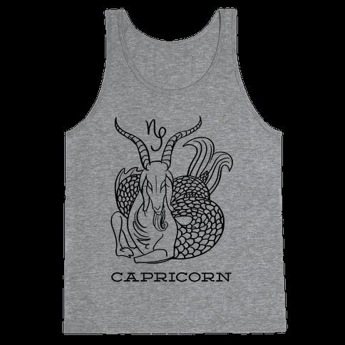 Capricorn Tank Top