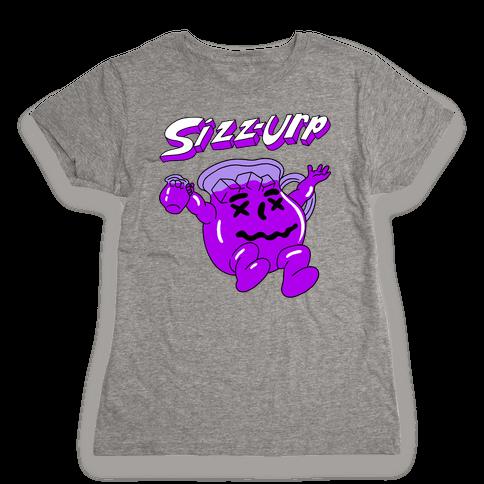 Sizz-urp Man Womens T-Shirt