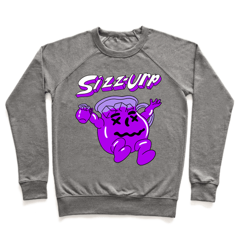 Sizz-urp Man Pullover