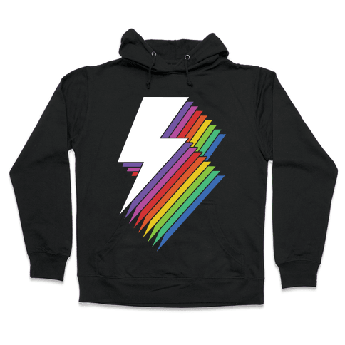 Lightning Hooded Sweatshirt