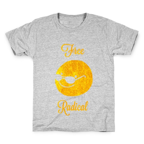 Free Radical Kids T-Shirt