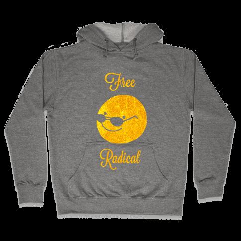 Free Radical Hooded Sweatshirt