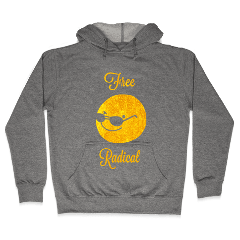 Free Radical Hooded Sweatshirt