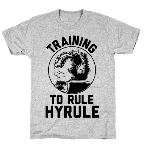 Training To Rule Hyrule T-Shirt