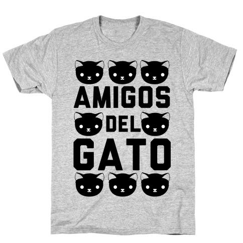 Amigos Del Gato T-Shirt