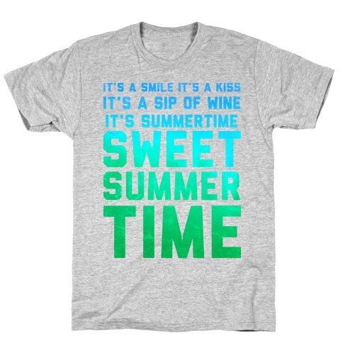 Sweet Summertime T-Shirt