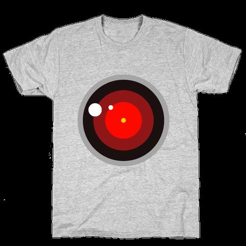 Evil Robot Mens T-Shirt