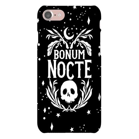 Bonum Nocte Phone Case