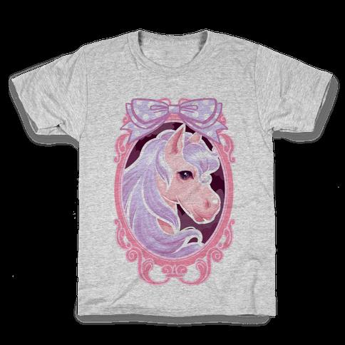 Pastel Magic Pony Kids T-Shirt
