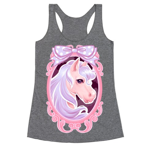 Pastel Magic Pony Racerback Tank Top
