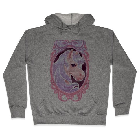 Pastel Magic Pony Hooded Sweatshirt