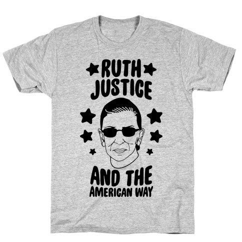 Ruth, Justice, And The American Way T-Shirt
