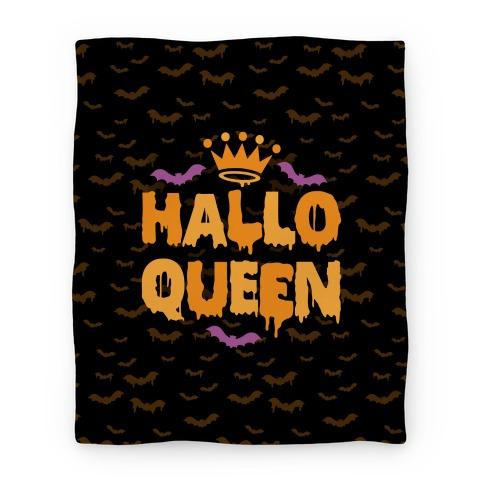 Hallo Queen Blanket