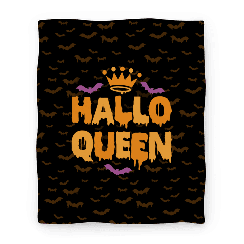 Hallo Queen Blanket