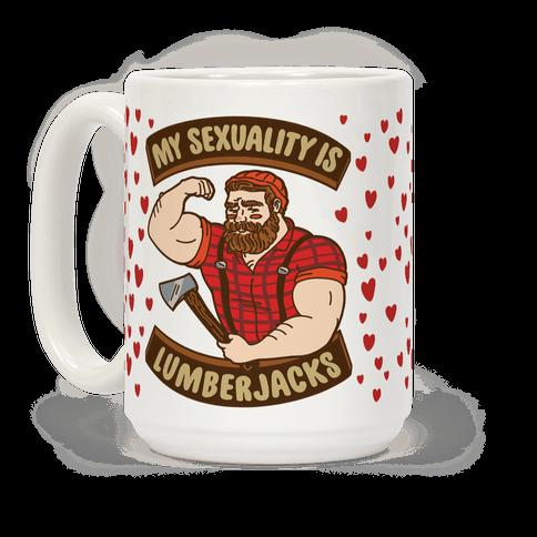 My Sexuality Is Lumberjacks