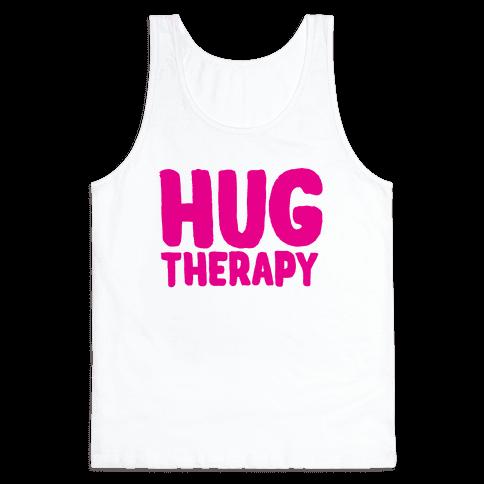 Hug Therapy Tank Top