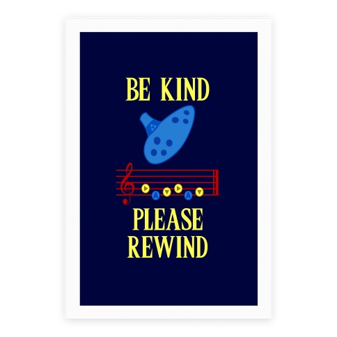 Be Kind, Please Rewind Poster