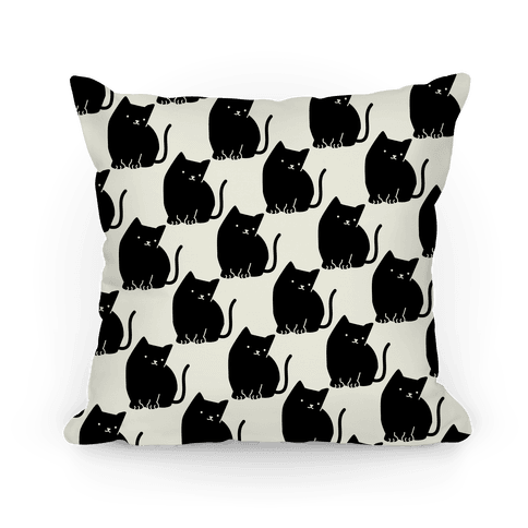 Cat's Tooth Pillow