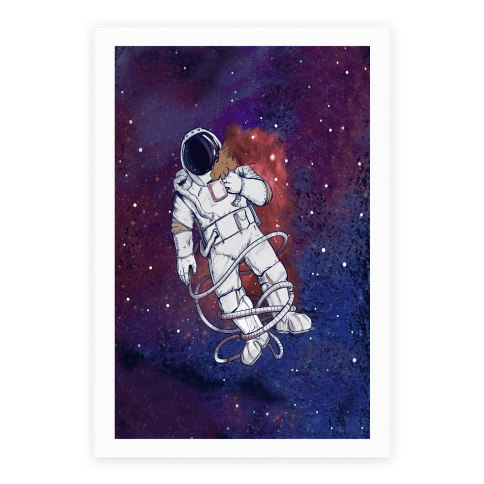 Space Mondays Poster