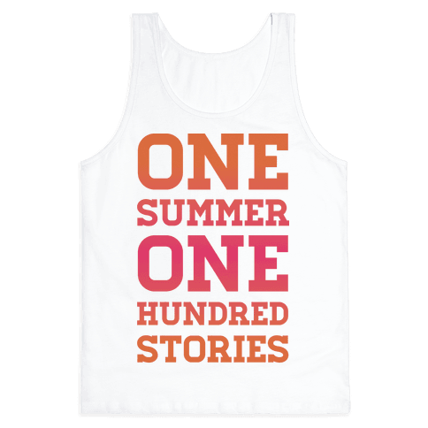 One Summer One Hundred Stories Tank Top