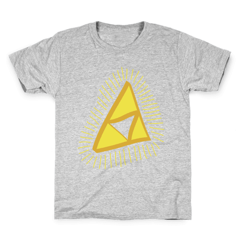 The Triforce Kids T-Shirt