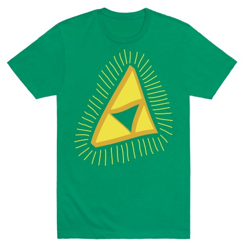 The Triforce Mens T-Shirt