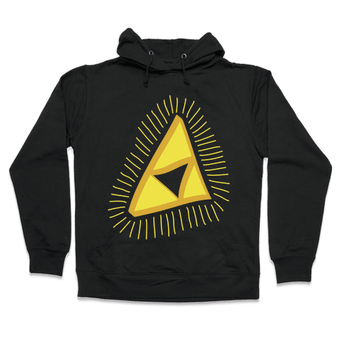 The Triforce Hooded Sweatshirt