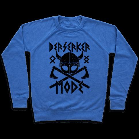 Berserker Mode Pullover