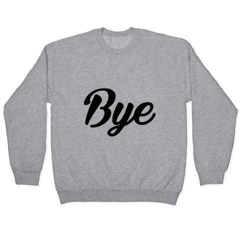 Bye Pullover