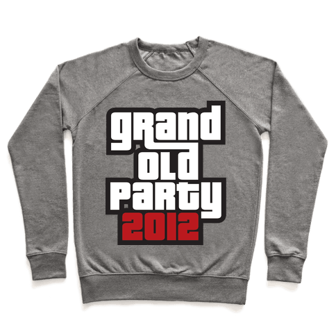 Grand Old Party 2012 Pullover