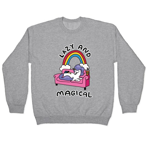 Lazy & Magical Pullover