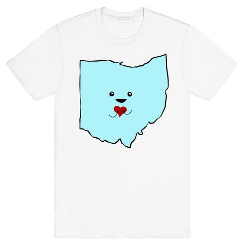 Cutie Ohio T-Shirt