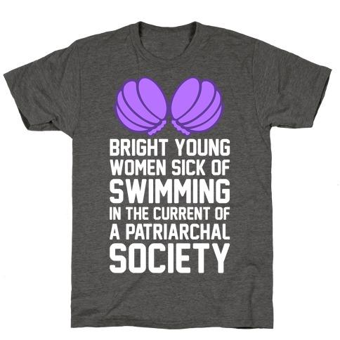 Feminist Mermaid T-Shirt