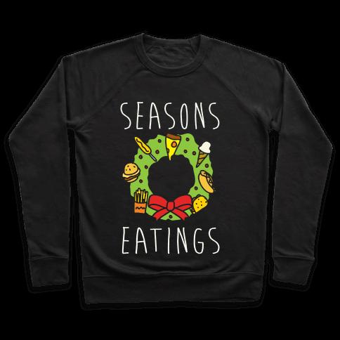 Season's Eatings Pullover