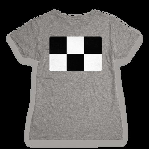 Yume Nikki Sweater Pattern Womens T-Shirt