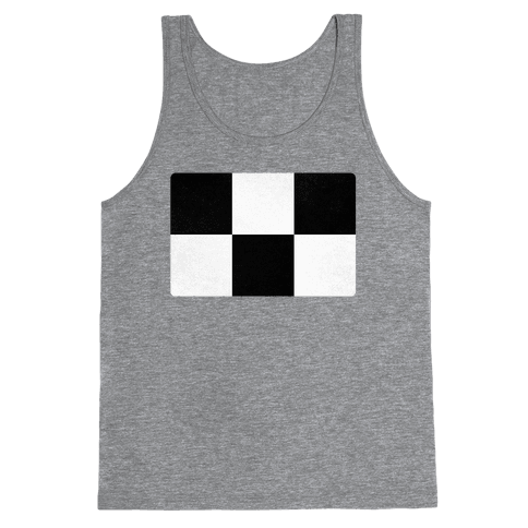 Yume Nikki Sweater Pattern Tank Top