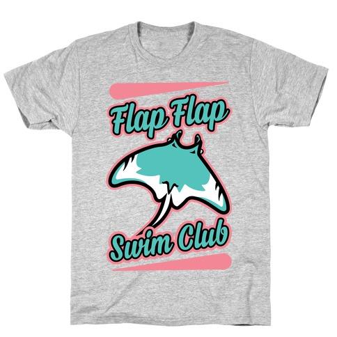 Flap Flap Swim Club T-Shirt