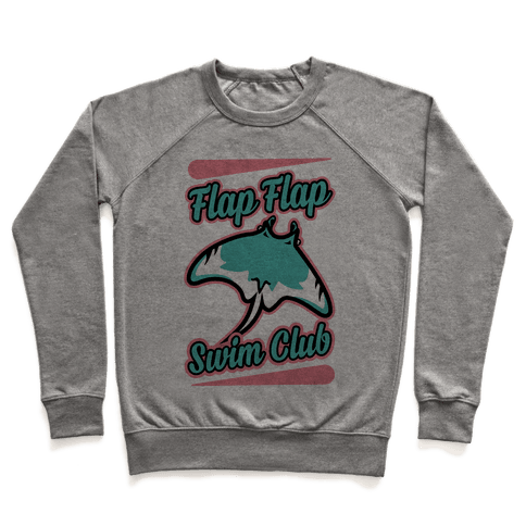Flap Flap Swim Club Pullover