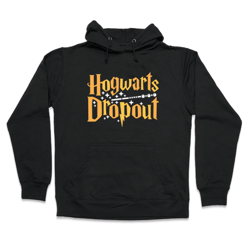 Hogwarts Dropout Hooded Sweatshirt