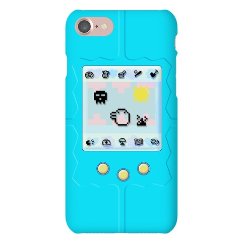 Digital Pet Phone Case