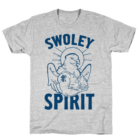 Swoley Spirit Mens T-Shirt